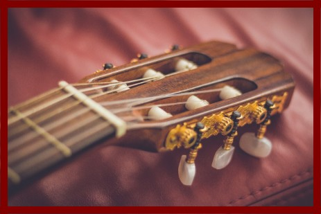 for folk music many guitarists use open tuning